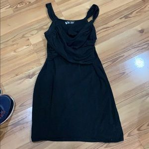Victoria Secret bra top black dress Size Medium